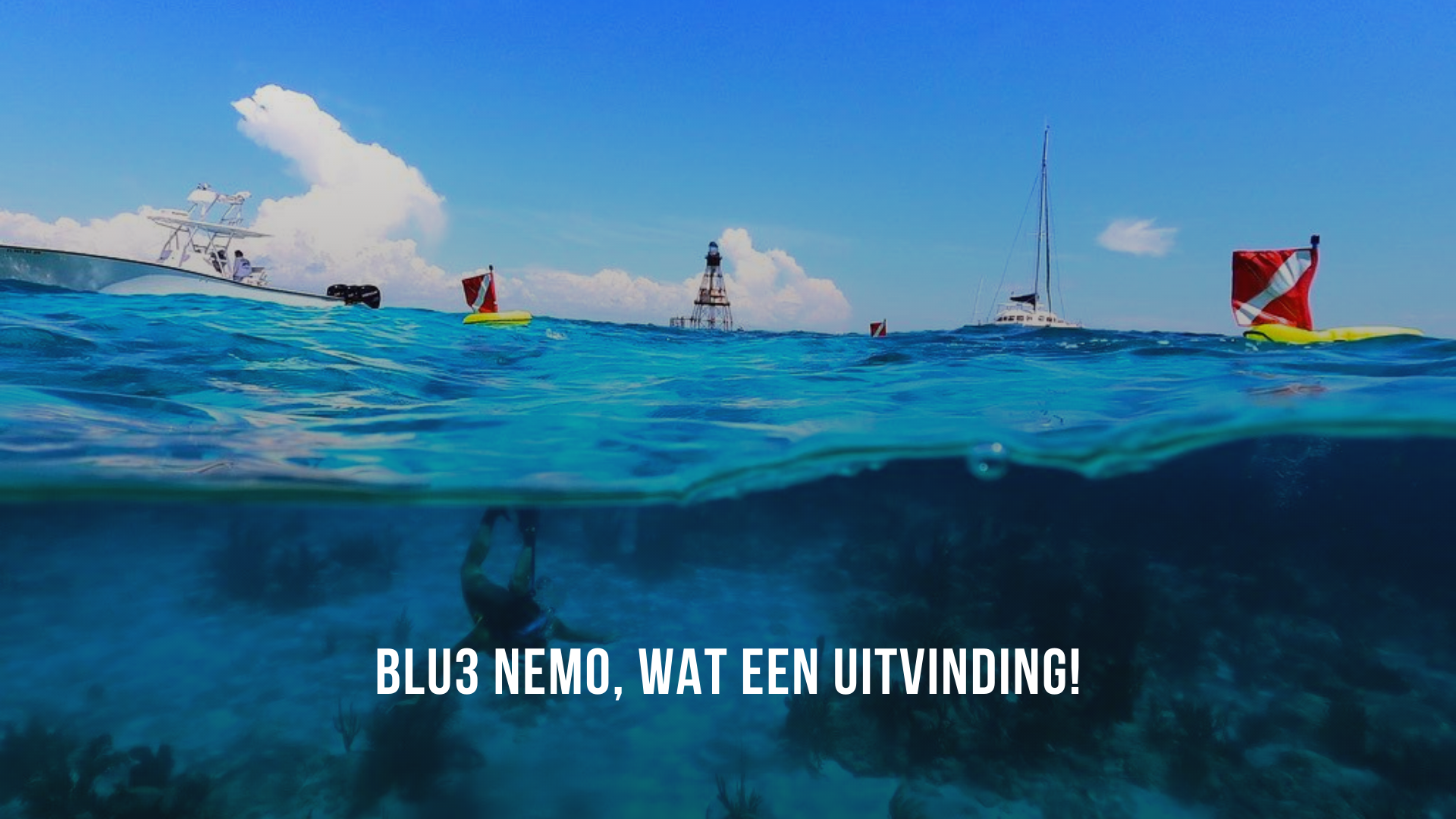 BLU3 Nemo, wat een uitvinding!