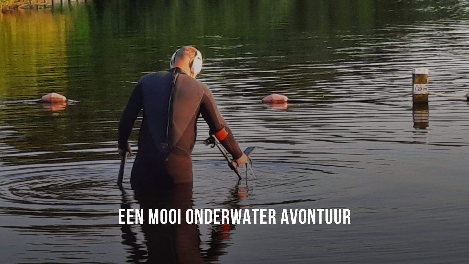 Een mooi onderwater avontuur