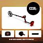 Minelab VANQUISH 340 met gratis accessoires!